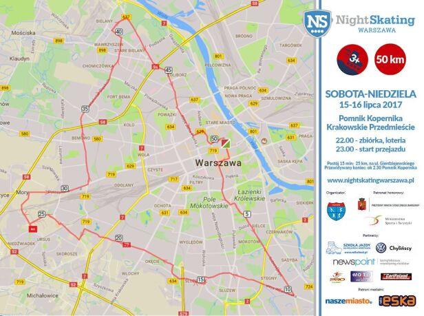 Nightskating Urząd Miasta
