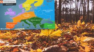 Jaka będzie jesień w Europie? Przewidywania amerykańskich meteorologów