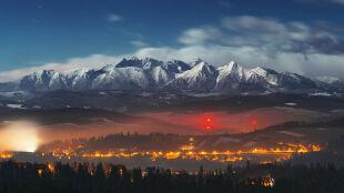 Niezwykłe widoki z polskich Tatr. Aż trudno uwierzyć, że to nasze góry