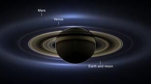 Sonda Cassini przesłała nowe zdjęcie Saturna
