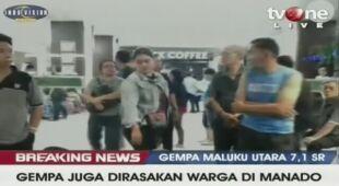 Indonezję nawiedziło trzęsienie ziemi